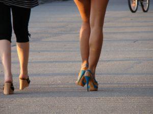 Gambe perfette per l'estate