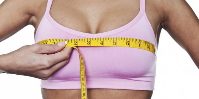 Aumentare il seno di due taglie