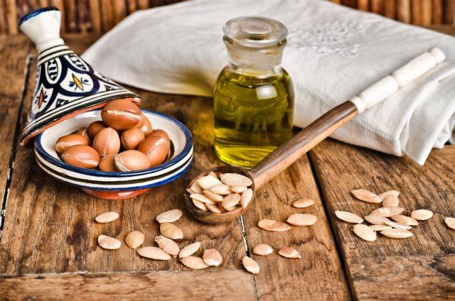 L'uso dell'olio di argan per la cura della propria persona